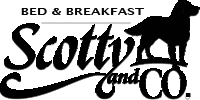 Bed&Breakfast Scottyandco Logo